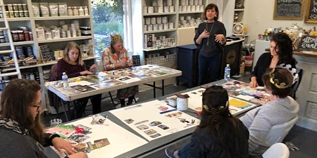 Vision Board workshop with Michelle Short tickets