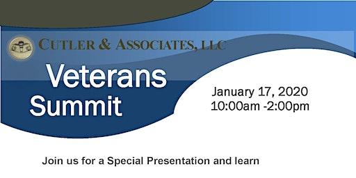 Veterans Summit- A Cutler & Associates Event