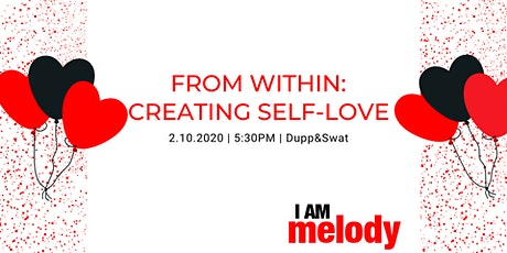 From Within: Creating Self-Love tickets