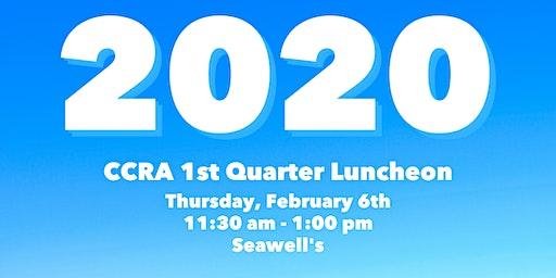 First Quarter Luncheon