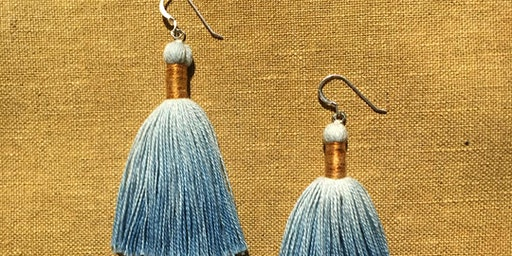 Creative Naturally Dyed Adornment