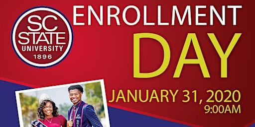 SC State University Enrollment Day