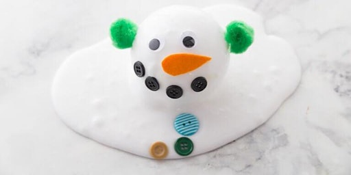 Melting Snowman Slime