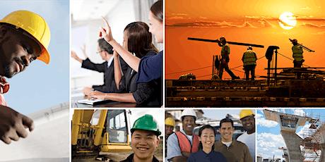 2020 NJDOT Contractor Venture Forum tickets