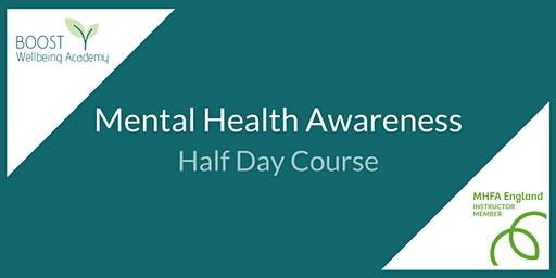 Half Day Mental Health Awareness Course