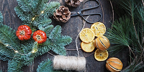 Christmas Wreath Workshop With Bramble & Wild tickets