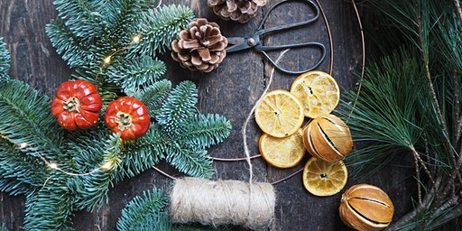 Christmas Wreath Workshop With Bramble & Wild