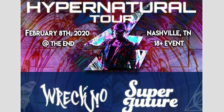 Wreckno, Super Future, Norby & T3L3PORT @ The End tickets