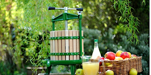 Apple Pressing & Cider Making Workshop