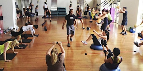 FREE CHALLENGE CIRCUIT CLASS 2020 tickets