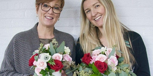 Meet Me and Your Friends at The Finn. February Florals and Alice's Table
