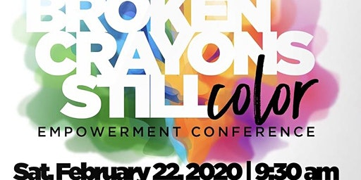 Broken Crayons Still Color Empowerment Conference