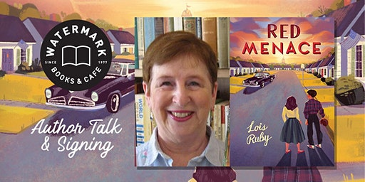An Evening with Author Lois Ruby!