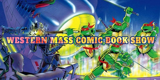 Western Mass Comic Book Show 2020