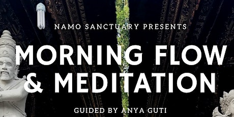 Morning Flow + Meditation tickets