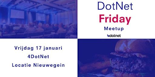 4DotNet - DotNetFriday Meetup
