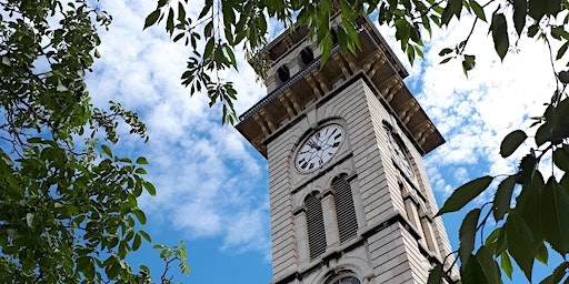 LGBT History Month:  Guided Walk From H&I to Cally Clock Tower