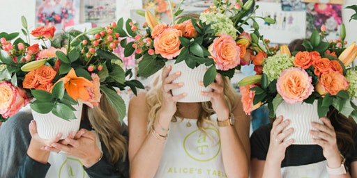 Join Alice's Table at The Biltmore Coral Gables for  Fun, Food & Florals