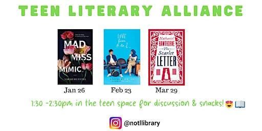 Teen Literary Alliance