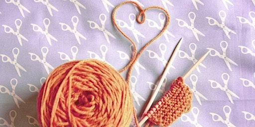 Strictly Beginner Knitting Class - February 2020