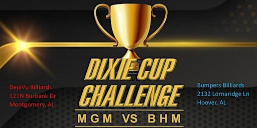 1st Annual Alabama Dixie Cup Challenge - Montgomery Vs Birmingham