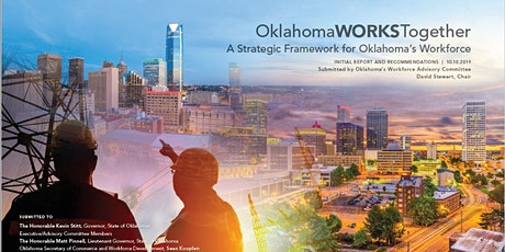 Oklahoma Works Together Regional Workshop - Southeast Oklahoma tickets