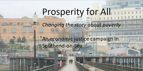 Southend Prosperity For All Campaign tickets
