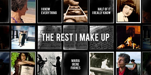 """The Rest I Make Up"": Screening and Discussion"