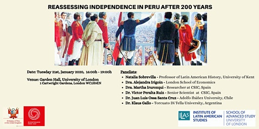Reassessing Independence in Peru after 200 years