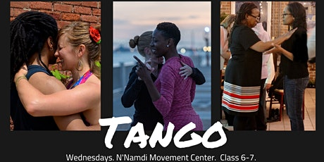 Tango Classes in Midtown tickets
