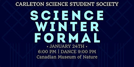 Science Winter Formal tickets
