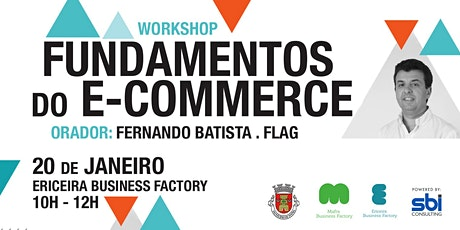 Workshop: Fundamentos do E-commerce bilhetes