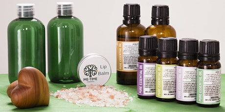 1- day Aromatherapy Course: How to blend Essential oils tickets