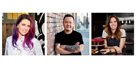 Chefs Jet Tila, Dakota Weiss, Ali Tila & Ohad Yosef at BottleFish tickets