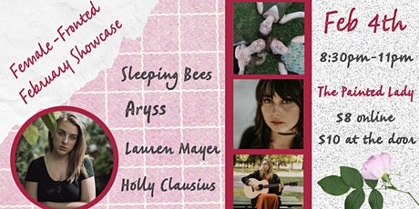 Aryss, Sleeping Bees, Lauren Mayer and Holly Clausius tickets