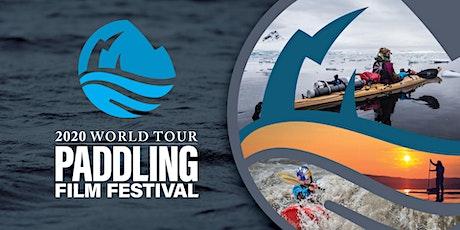Paddling Film Festival-- Yellowknife tickets