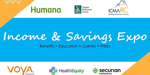 Income & Savings Expo for Virginia Beach City & School Employees