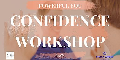 Confidence Workshop
