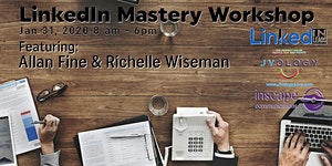 LinkedIn from Mystery to Mastery-Lunch Included