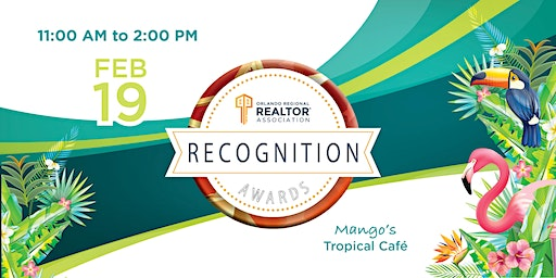 2019  Recognition and Annual Awards Luncheon