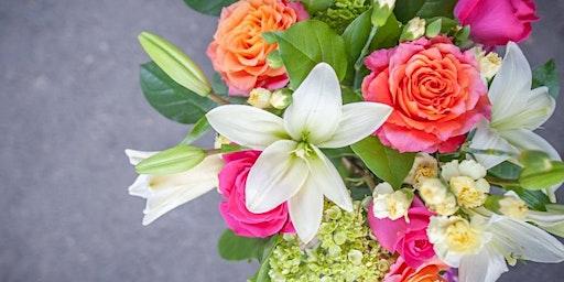Spring Vase Arrangement Workshop - Fair Oaks