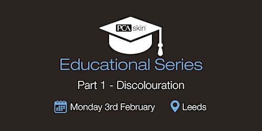 PCA Skin Educational Series Part 1: Discolouration