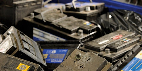 Challenges in the Recycling of Lithium-Ion Batteries Webinar tickets