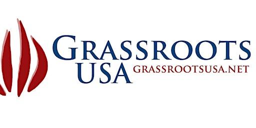 Grassroots USA Pizza and Politics February 2020