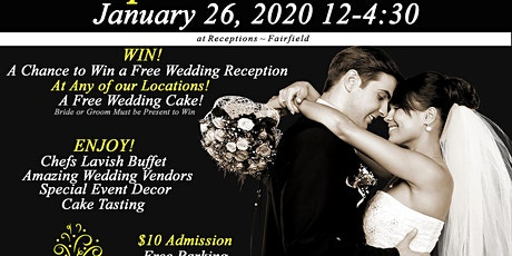 Receptions Bridal Show tickets