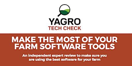 Yagro Tech Check - Cambridge Workshop tickets