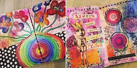 Art Journal Class tickets