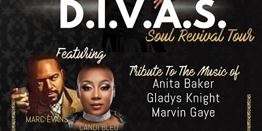 Anita Baker, Gladys Knight, and Marvin Gaye Musical Tribute