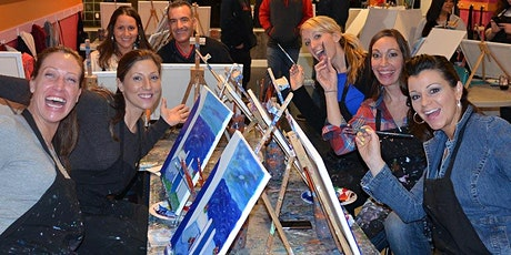 Sip & Paint with Sharon: BYOB tickets