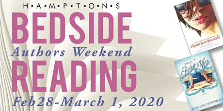 Hamptons Bedside Reading Authors Weekend 2020 tickets